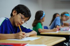 Students must listen and clarify each other's arguments to build critical thinking skills.